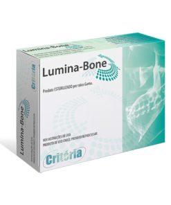 Enxerto Ósseo Bovino Lumina Bone - Critéria
