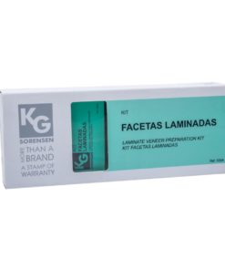 Kit de Pontas Diamantadas para Facetas - KG Sorensen Dental LFWEber Campo Grande MS