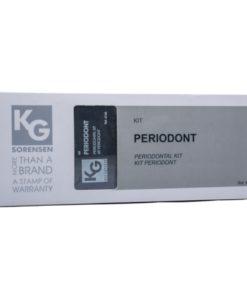 Kit de Pontas Diamantadas para Periodont - KG Sorensen Dental LFWeber Campo Grande MS