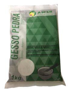 Gesso Pedra Tipo III - Asfer DentalLFWeber-Campo-Grande-MS